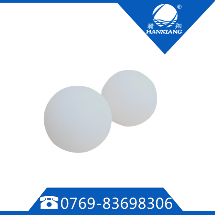 Bouncy Transparent Silicone Rubber Ball