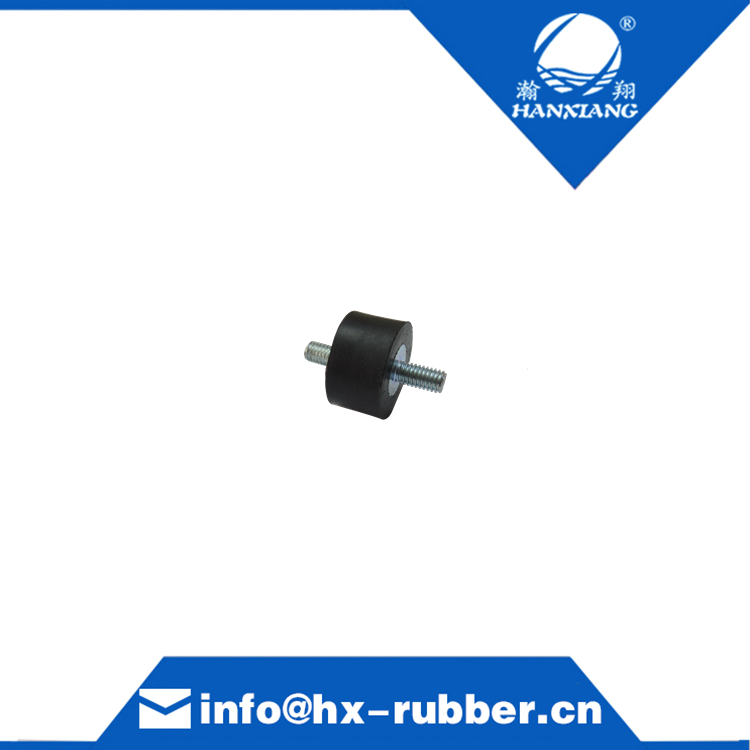 small engine silicone rubber roller / mount